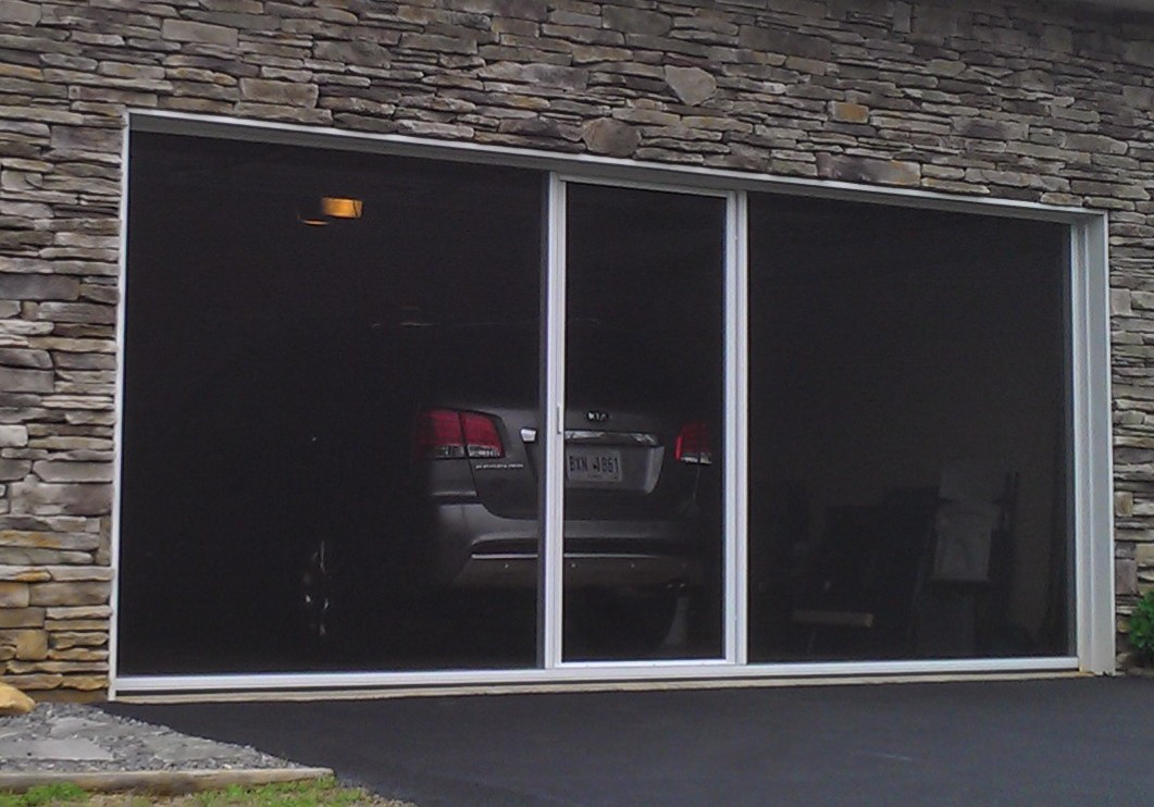 garage screen doorsGarage Screens Why Lifestyle Garage Screens