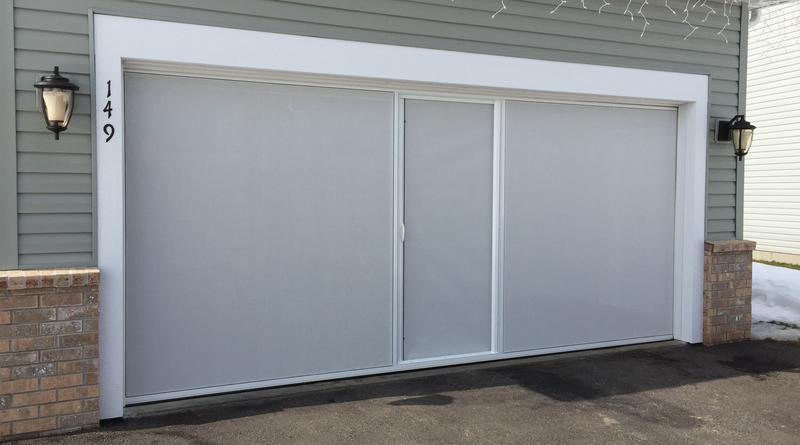 Garage Door Screens Lifestyle ScreensÂ, How Much Are Lifestyle Garage Door Screens